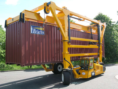 reachstacker container