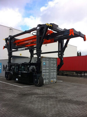 reachstacker alternatief Mabo Lifting