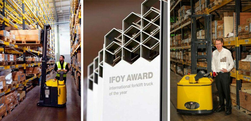 Combilift IFOY Award