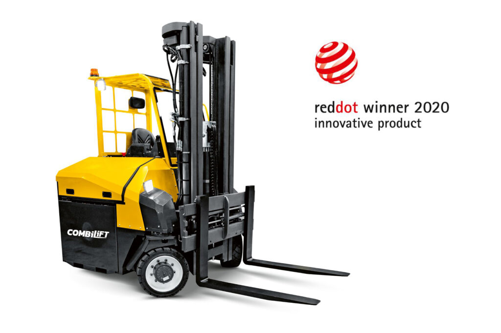 Combilift Red Dot Design Award
