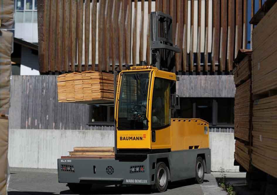 Chariot latéral Baumann ELX
