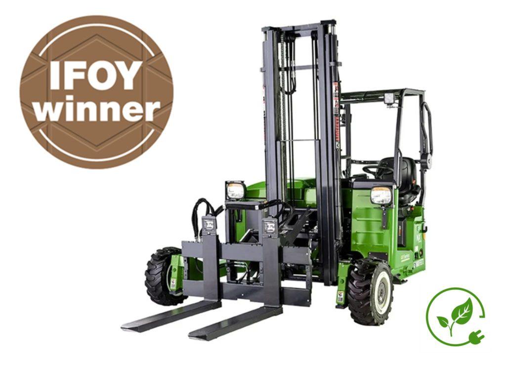 IFOY Award Moffett